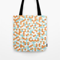 Honeycomb | Fish Bowl Tote Bag