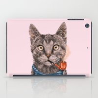 Sailor Cat IX iPad Case