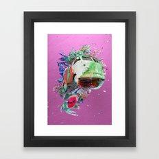 Colour Form & Expression #5 Framed Art Print