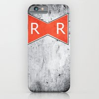 Red Ribbon Army iPhone 6 Slim Case