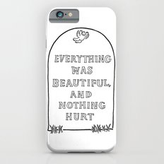 Vonnegut -  Billy Pilgrim Slim Case iPhone 6s
