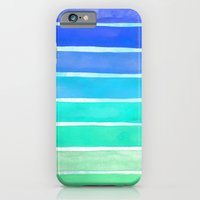 Ocean Blue iPhone 6 Slim Case