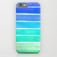 Ocean Blue iPhone 6 Slim Case