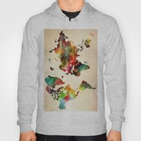 A Painted World Hoody