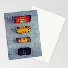 Old Film Rolls Stationery Cards