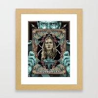 Tomorrowland Framed Art Print