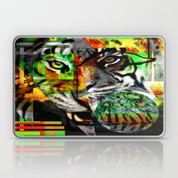 Tiger. Laptop & iPad Skin