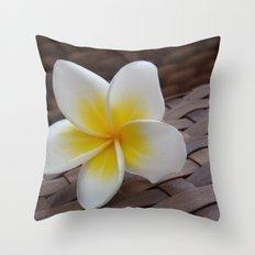 Uluwatu Love Throw Pillow