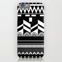 Graphic_Black&white #2 iPhone 6 Slim Case