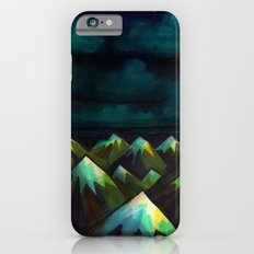Night Mountains.  iPhone 6 Slim Case
