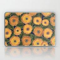 Sunflower Afternoon Laptop & iPad Skin