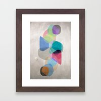 Graphic 100 Framed Art Print