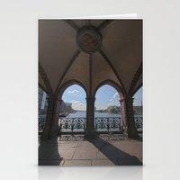Berlin bridge Stationery Cards