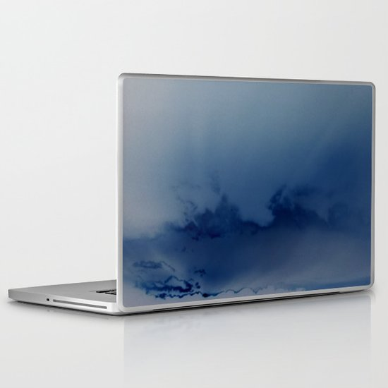 Minnehaha Blue Laptop & iPad Skin