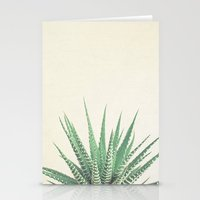 Haworthia Stationery Cards
