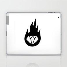 Diamond Flame 2 Laptop & iPad Skin