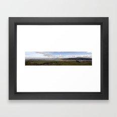 Sheephaven Bay Framed Art Print