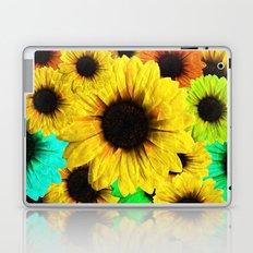 Sun Flower Laptop & iPad Skin