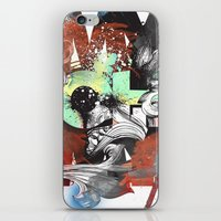 My Oh My Pt. II iPhone & iPod Skin