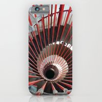 iPhone & iPod Case featuring Staircase to Slovenia by Alexis Kadonsky