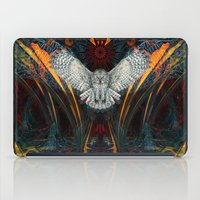The Great Grey Owl iPad Case