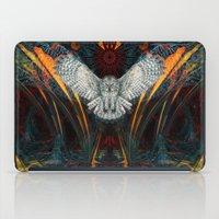 The Great Grey Owl iPad Case