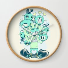 Many Heads are Better than None Wall Clock