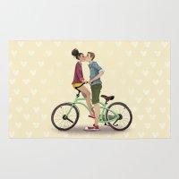 Happy Valentine's Day Rug