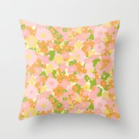 vintage 15 Throw Pillow