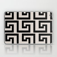 Greek Key Laptop & iPad Skin