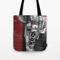 Dieter Rams In Space Tote Bag