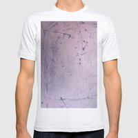 Frequency Surfer Mens Fitted Tee Ash Grey SMALL