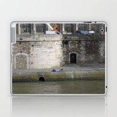 Naptime in Paris Laptop & iPad Skin