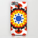 Bold and bright beauty of suzani patterns ver.4 iPhone & iPod Case