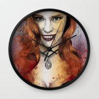 Oh My Jessica - True Blo… Wall Clock