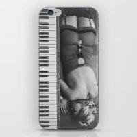 Writer's Block iPhone & iPod Skin