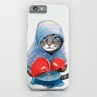 Boxing Cat iPhone 6 Slim Case