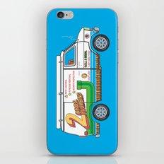 2 Bros. Plumbing Van iPhone & iPod Skin