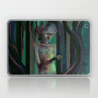There Is A Demon In Thos… Laptop & iPad Skin
