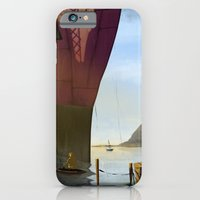 ANGRY FISHER iPhone 6 Slim Case