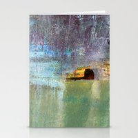 Une Longue Route Stationery Cards