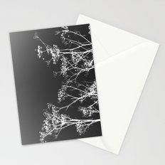 Night Sky in Reverse Stationery Cards