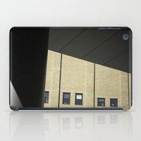 shapes and shadows iPad Case