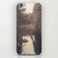 Beyond the ridge iPhone & iPod Skin