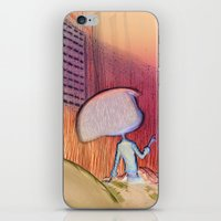 Splendors iPhone & iPod Skin