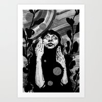 Current Art Print