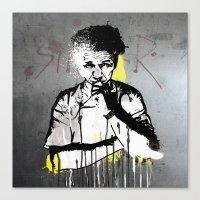 Sinner Ramsay  Canvas Print