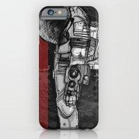 Dieter Rams In Space iPhone 6 Slim Case