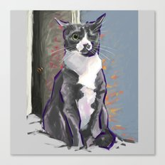 Gilbert Canvas Print