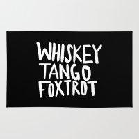 Whiskey Tango Foxtrot x WTF Rug